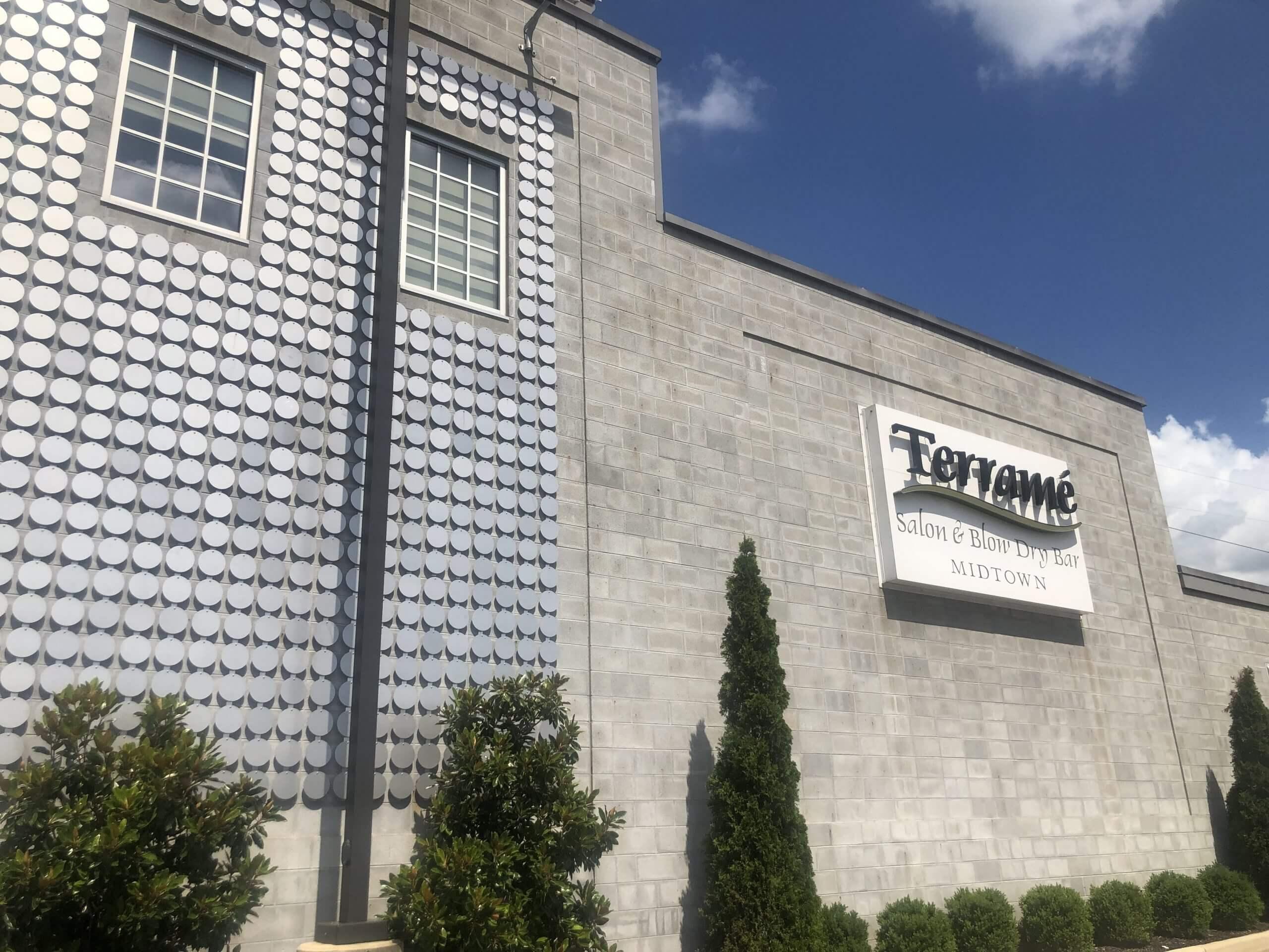 Terrame Midtown Huntsville Hair Salon Exterior 2